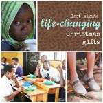 Last-Minute Life-Changing Christmas Gifts