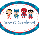 The Return of Sammy's Superheroes!