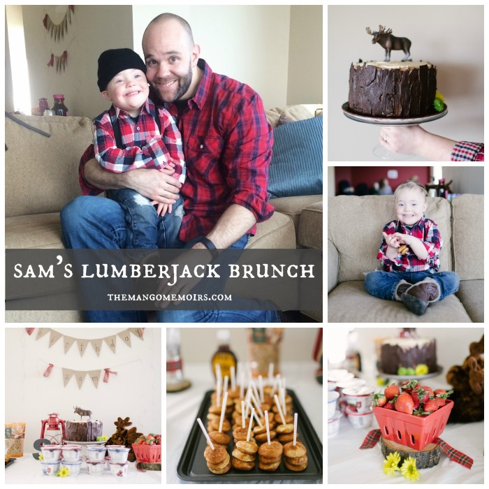 Lumberjack Brunch 2